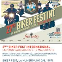 27th BIKER FEST INTERNATIONAL 2013
