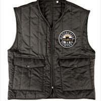GILET E PATCH TOM BROS