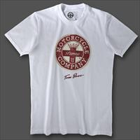 T.SHIRT - LOGO PATCH CHERRY TOM BROS